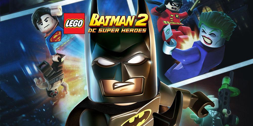 LEGO Batman 2: DC Super Heroes | Wii | Jeux | Nintendo