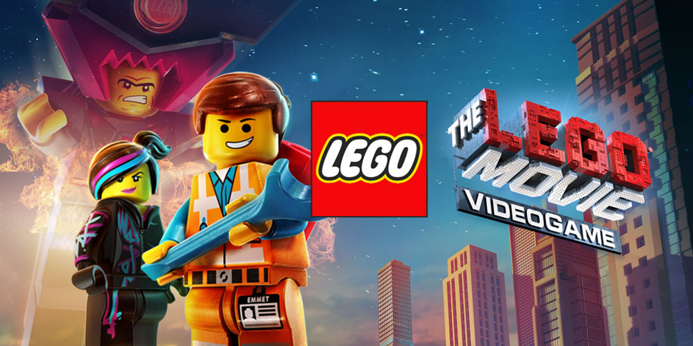 the lego movie spiele