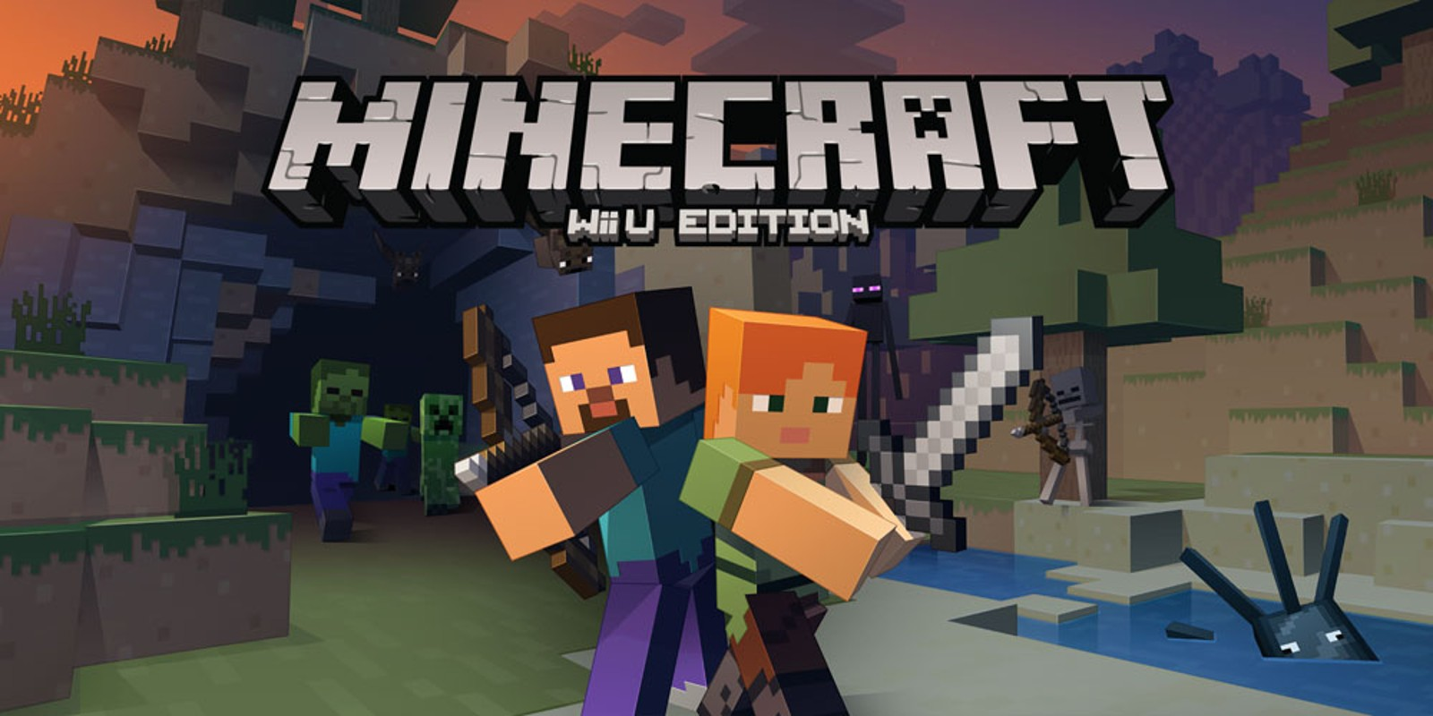 Minecraft Wii U Edition Wii U DownloadSoftware Spiele Nintendo - Minecraft wii u server erstellen deutsch