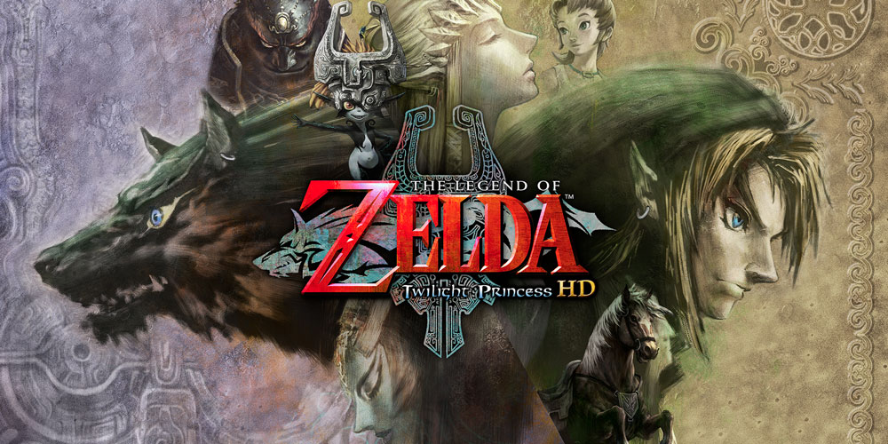 Legend Zelda Twilight Princess Wii Jeux