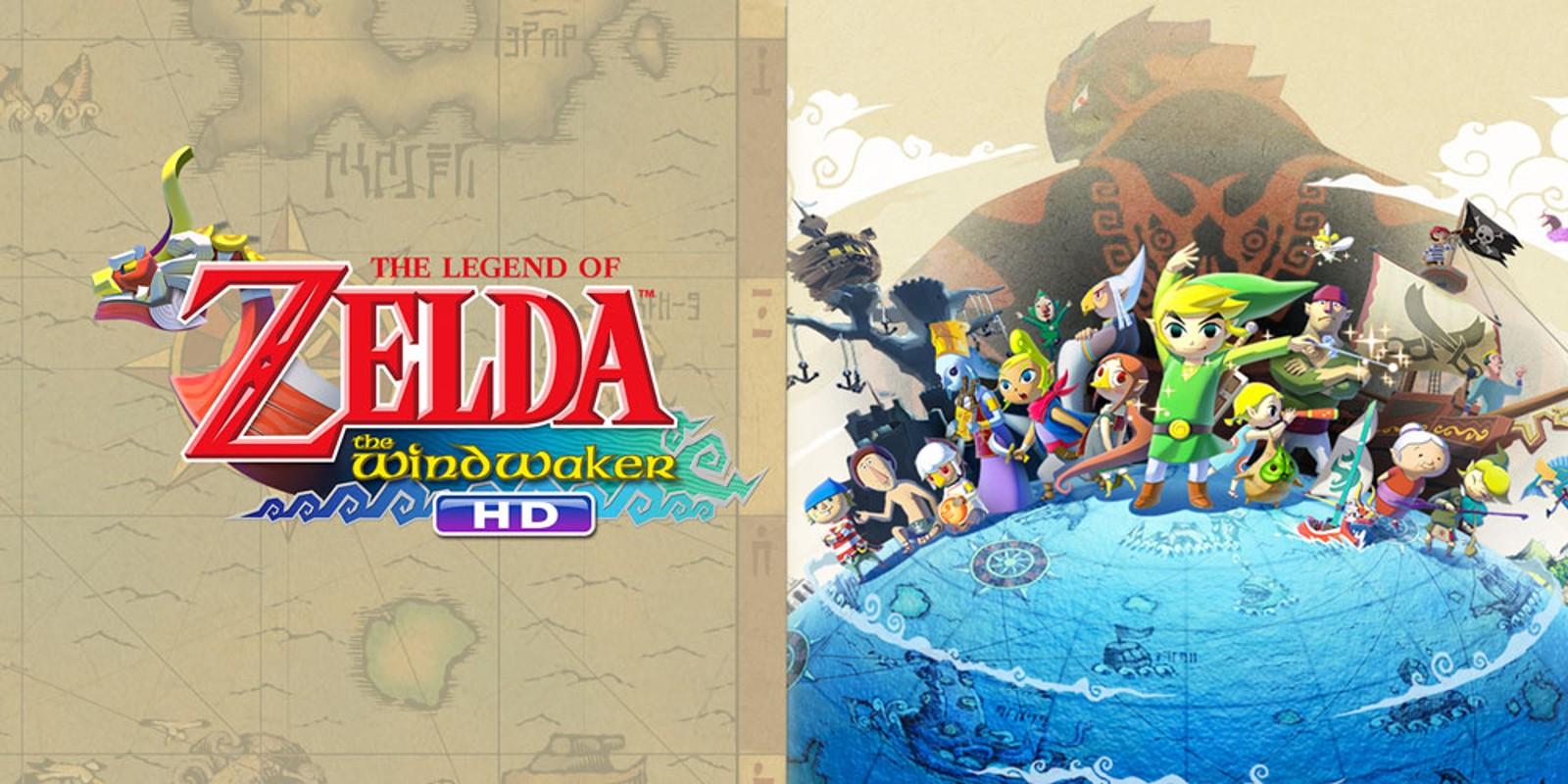 The Legend Of Zelda The Wind Waker Hd Wii U Spiele Nintendo