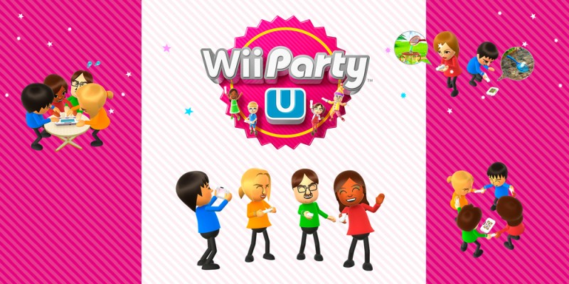 Wii Party U*