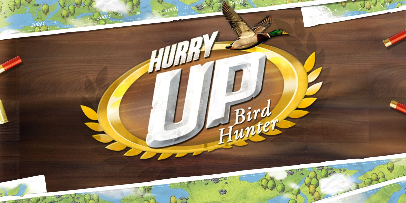 Hurry Up! Bird Hunter