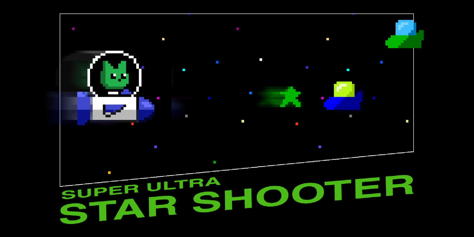 Super Ultra Star Shooter