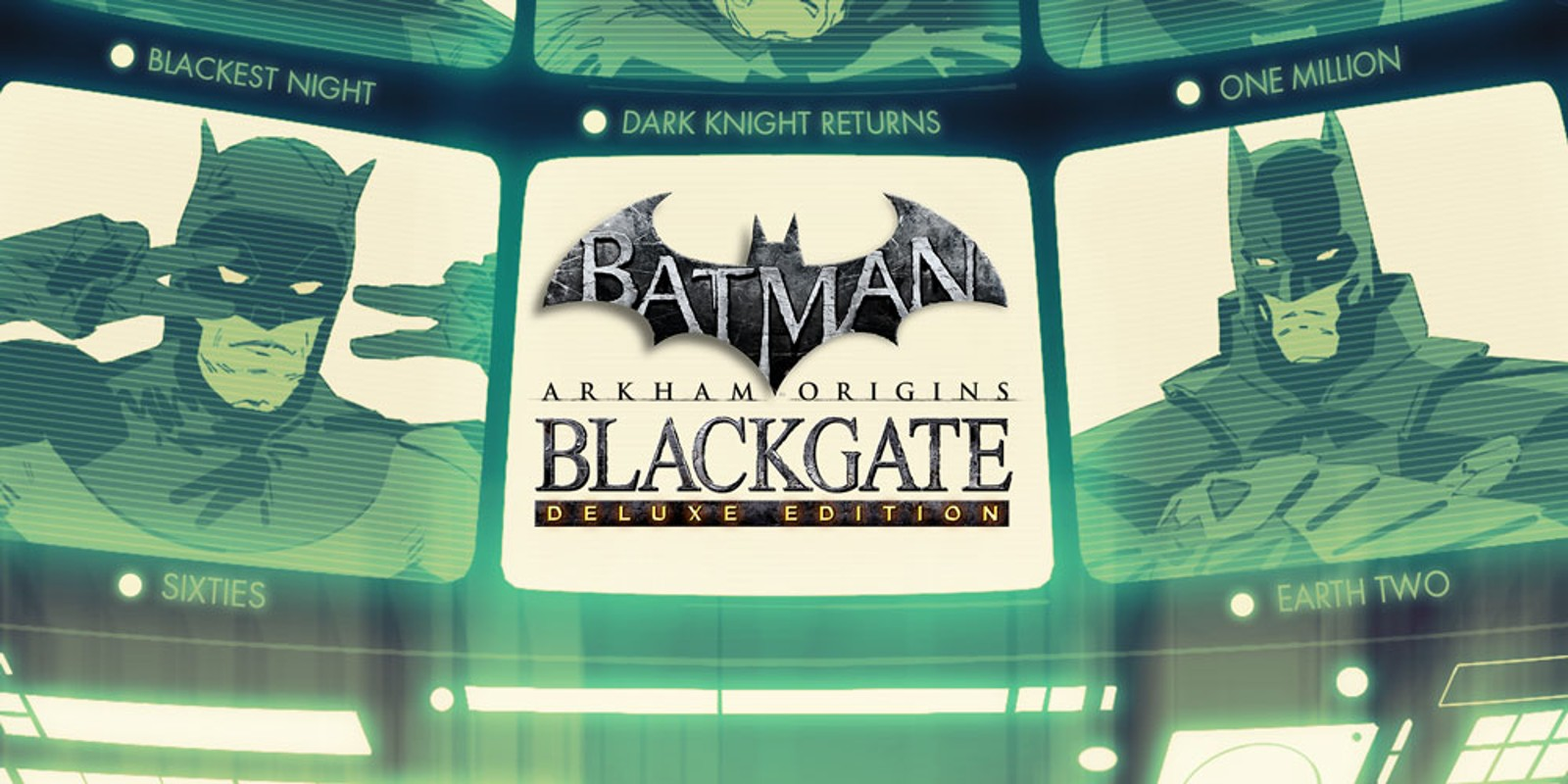 Batman: Arkham Origins Blackgate – Deluxe Edition