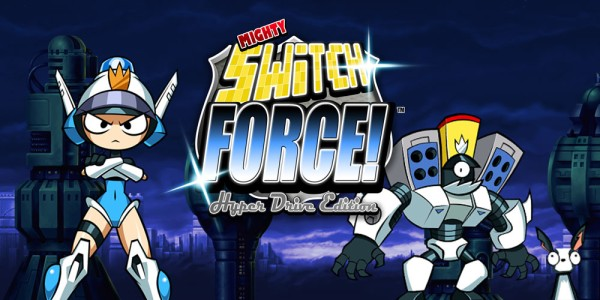 Mighty Switch Force!™ Hyper Drive Edition