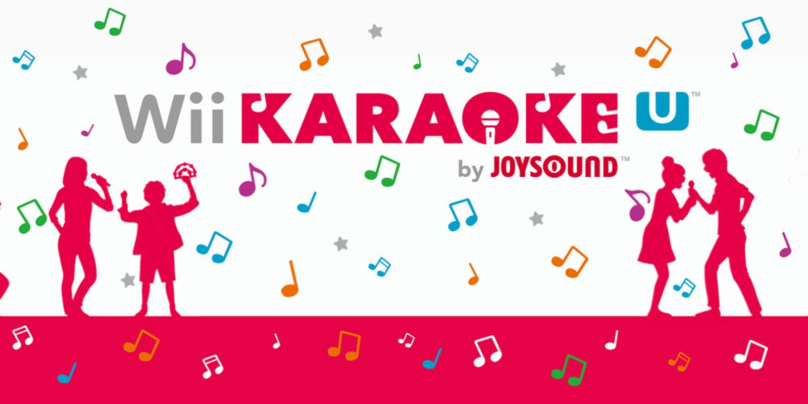 Wii Karaoke U by JOYSOUND