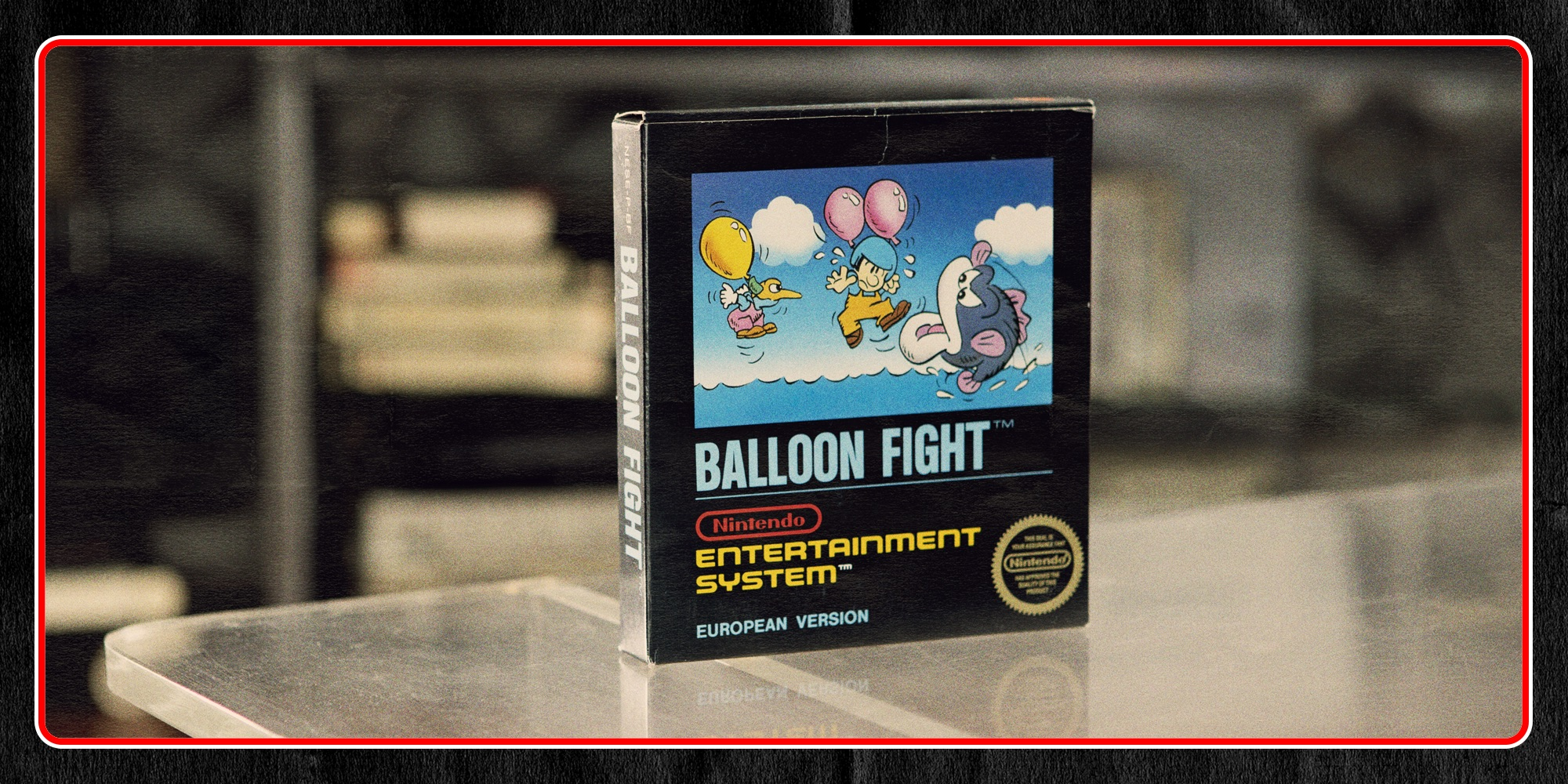 Interview zu Nintendo Classic Mini: NES – Teil 2: Balloon Fight