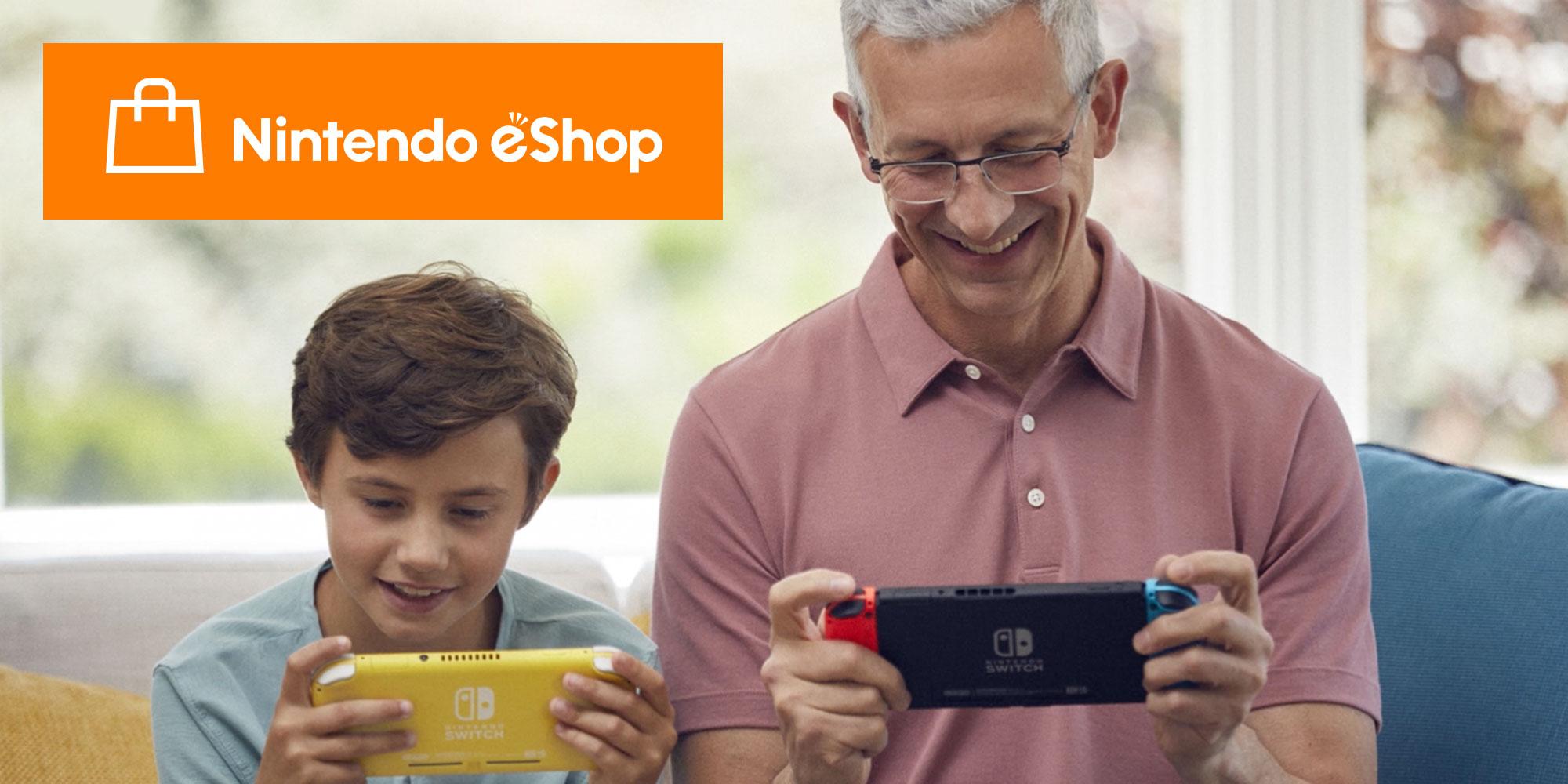 Passez Au Numerique Grace Au Nintendo Eshop De La Nintendo Switch News Nintendo