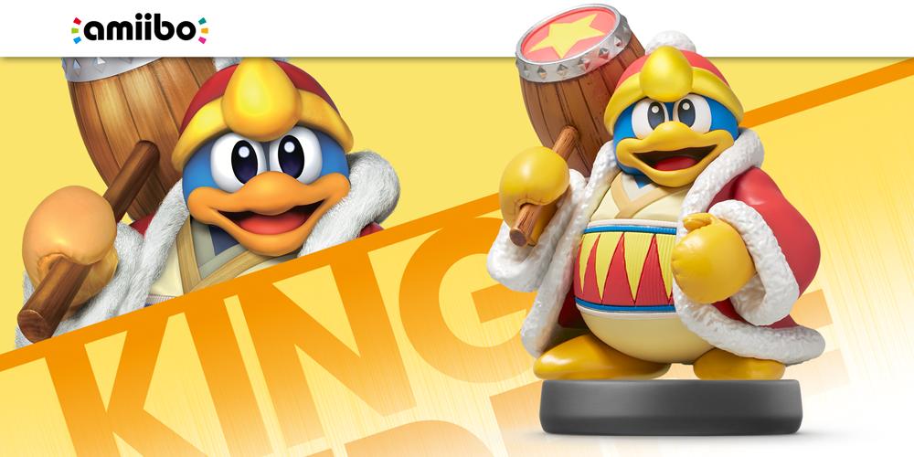 Konig Dedede Super Smash Bros Collection Nintendo