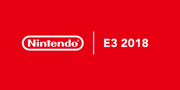 Site officiel de Nintendo of Europe à l'E3 2018