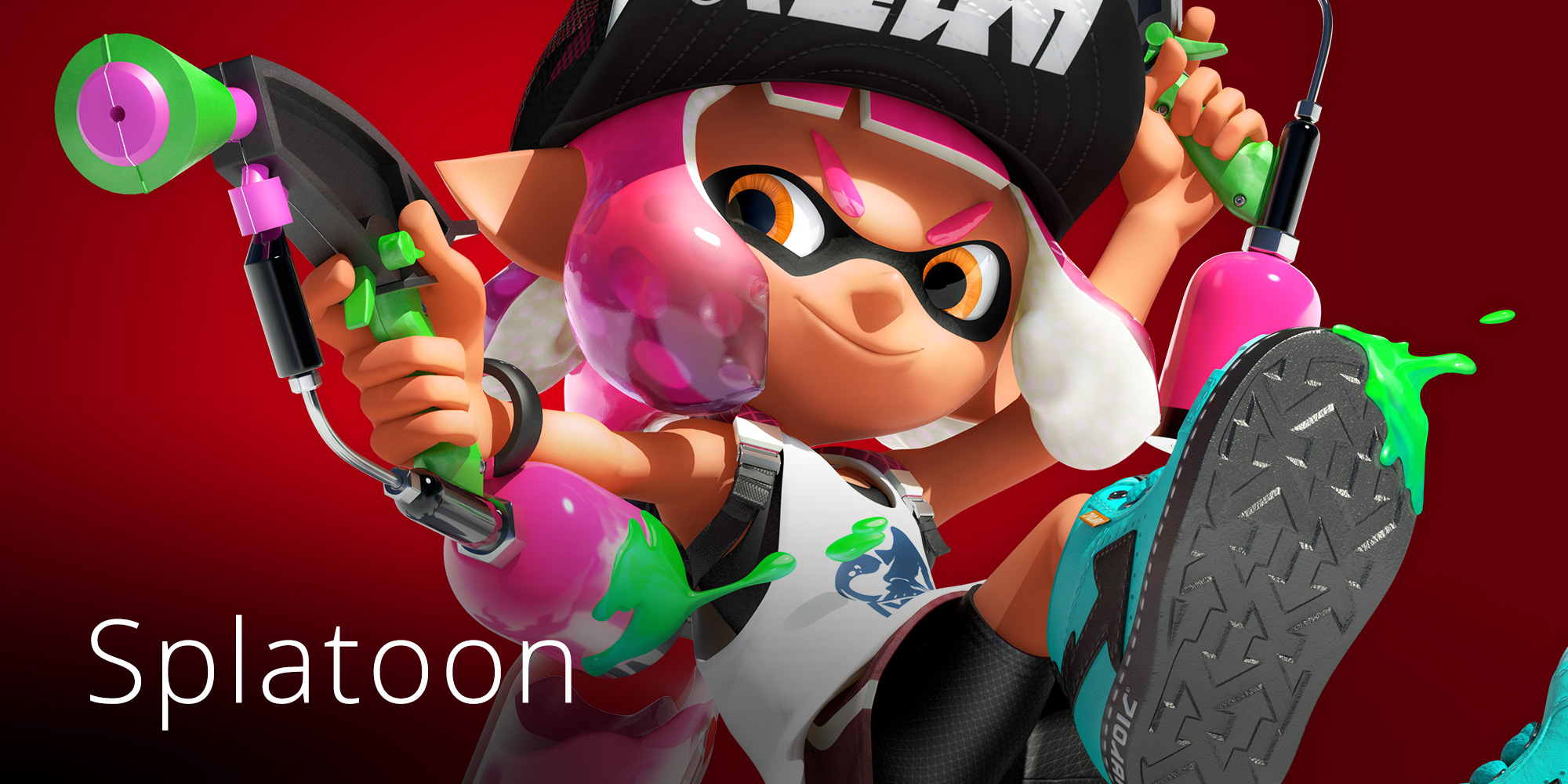 Splatoon-Produkte