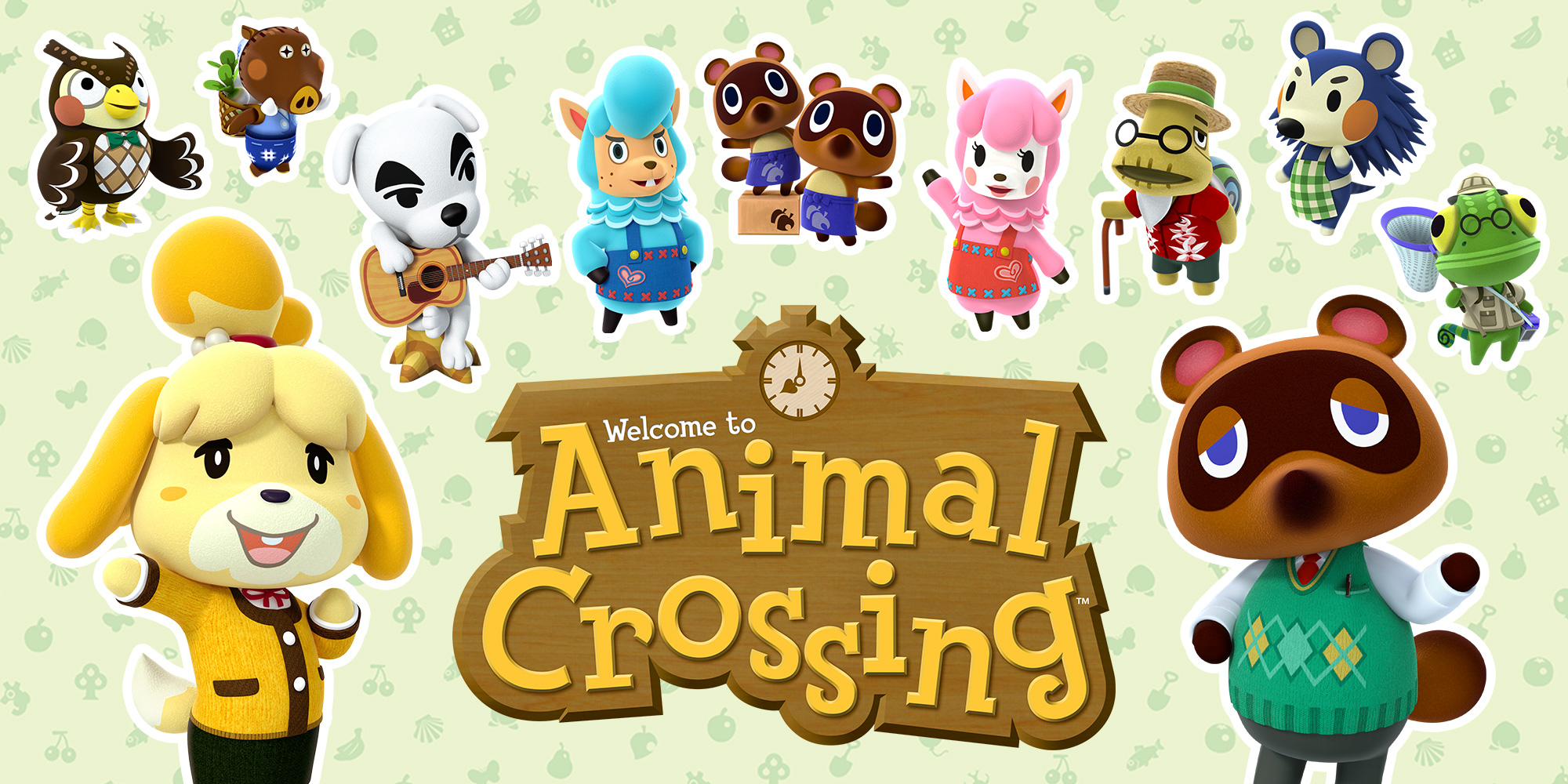 Portail animal crossing jeux nintendo - Animal crossing new leaf consoles ...