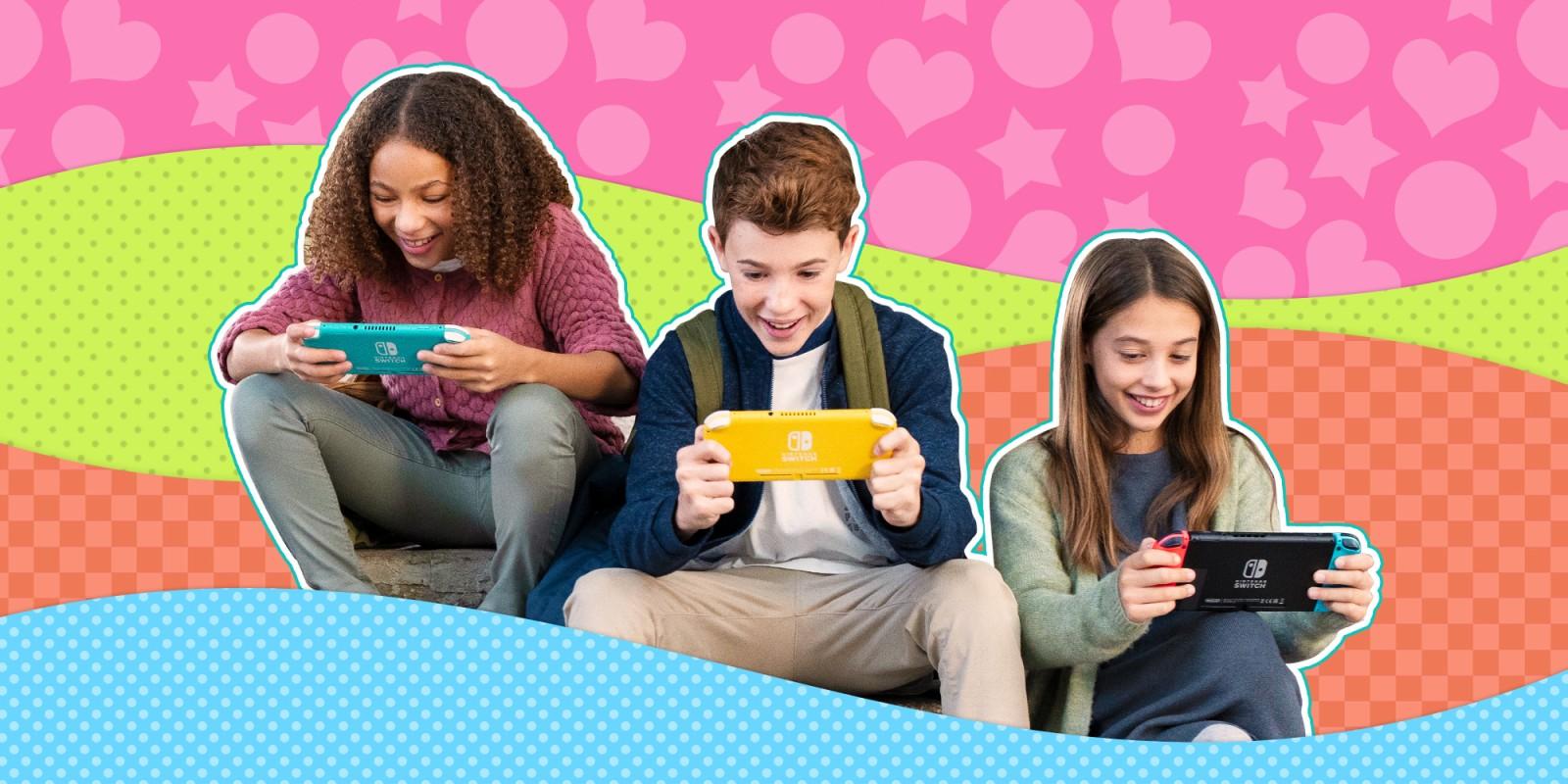 Nintendo-Spiele für Kinder   Nintendo