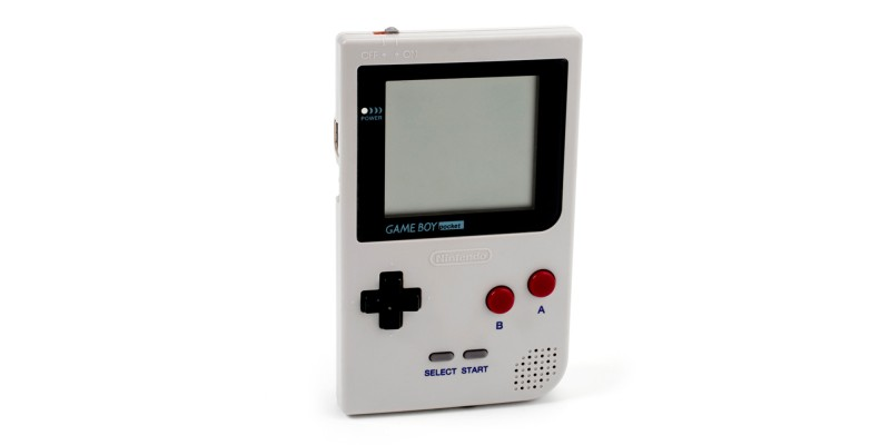 Assistance Game Boy Pocket
