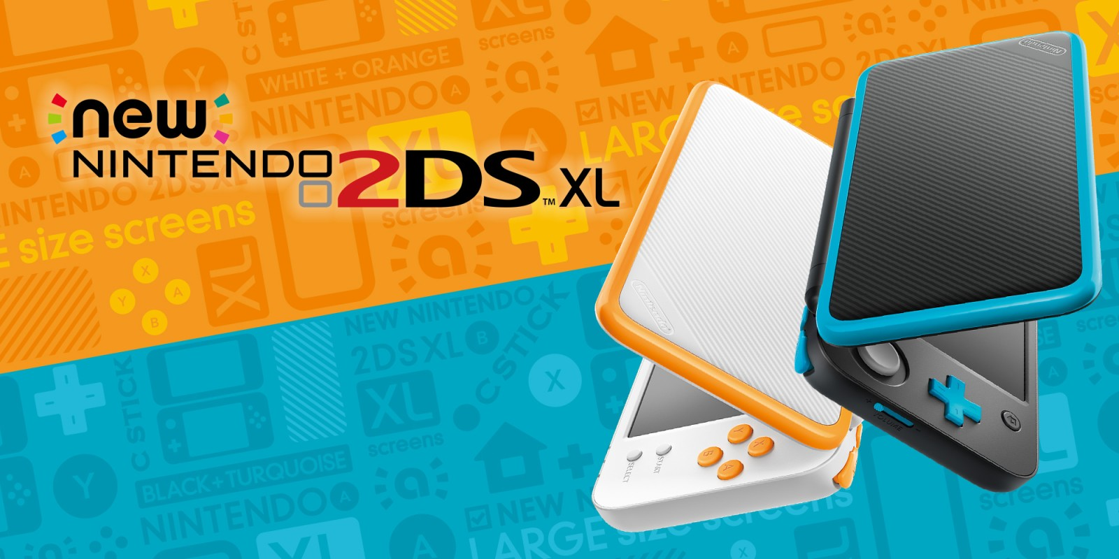 New Nintendo 2ds Xl Nintendo 3ds Familie Nintendo