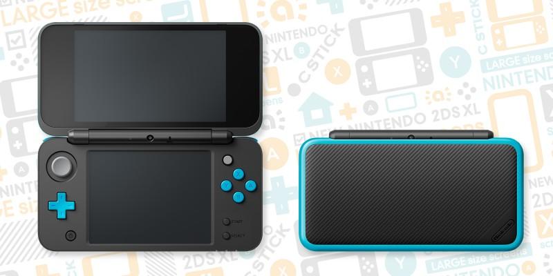 New Nintendo 2ds Xl Famille Nintendo 3ds Nintendo