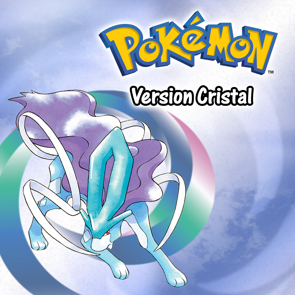 Pokémon Version Cristal