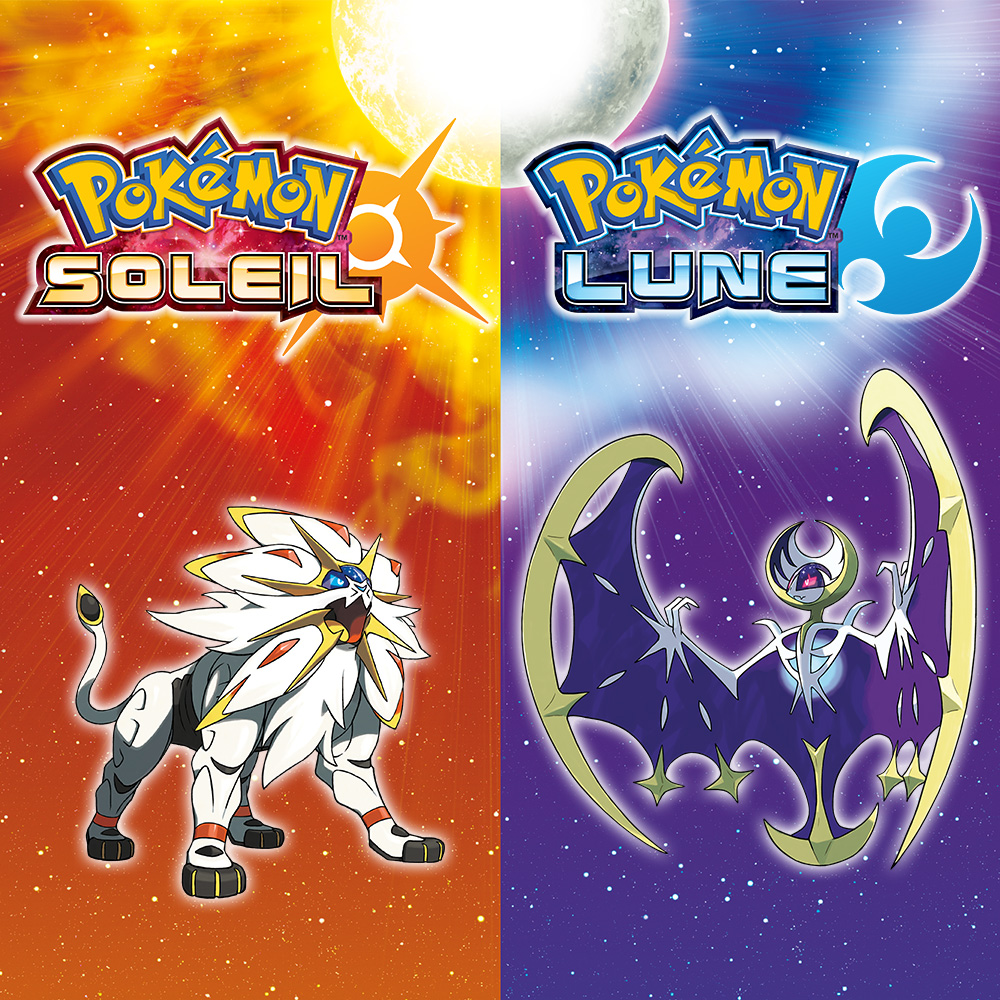 Découvrez Plus De Différences Entre Pokémon Soleil Et