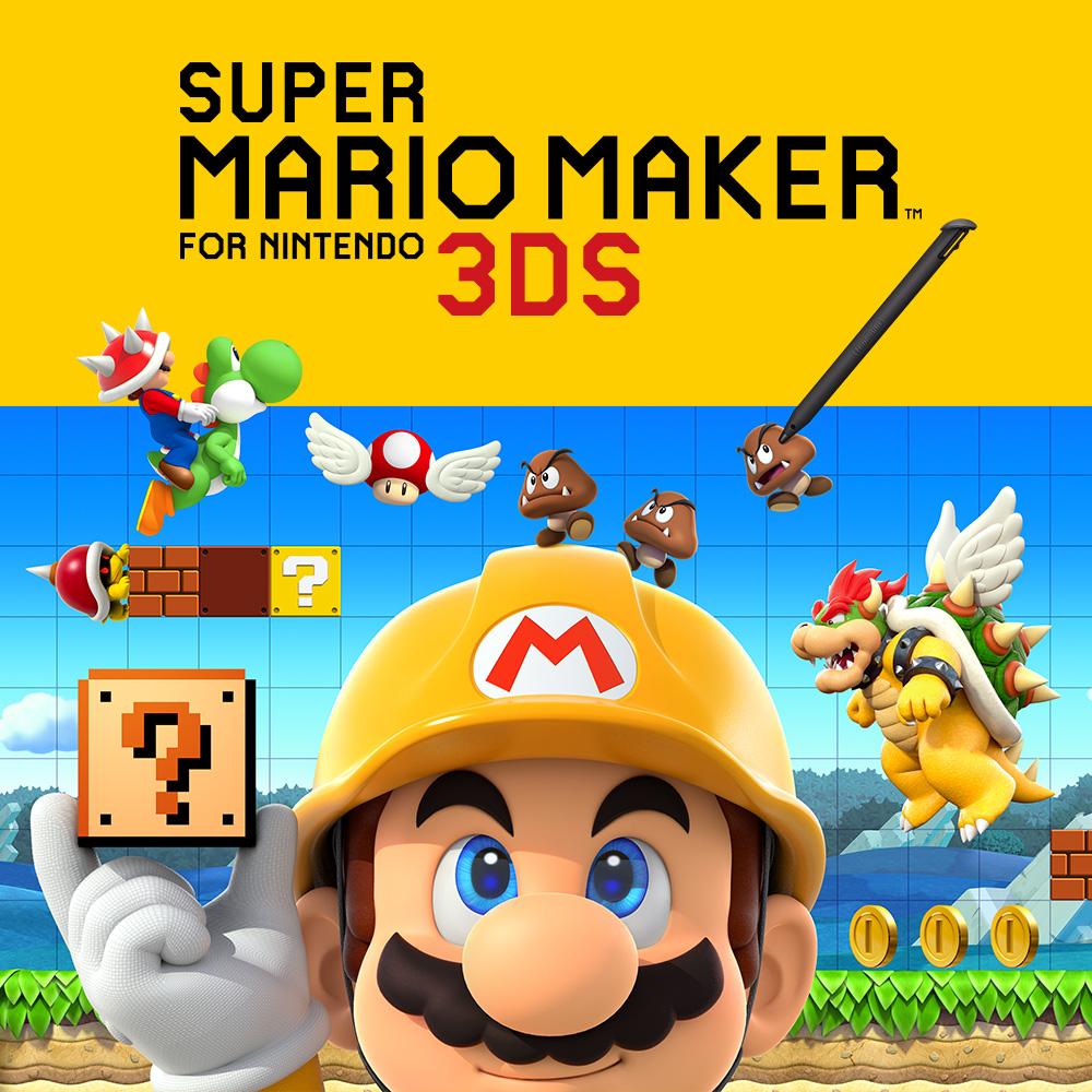 "Erfahre alles über ""Super Mario Maker for Nintendo 3DS"" auf ..."