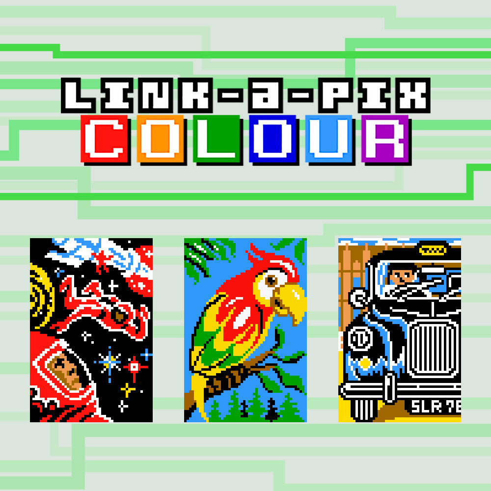 Link-a-Pix Colour