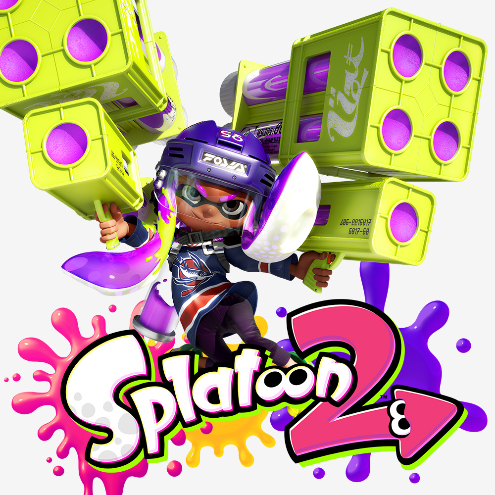"Neuigkeiten vom Squid Research Lab: Neuer kooperativer Modus ""Salmon Run"" in ""Splatoon 2"" bestätigt!"