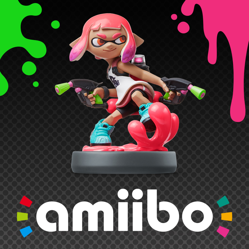 "Neues vom Squid Research Lab: Das können amiibo in ""Splatoon 2""."