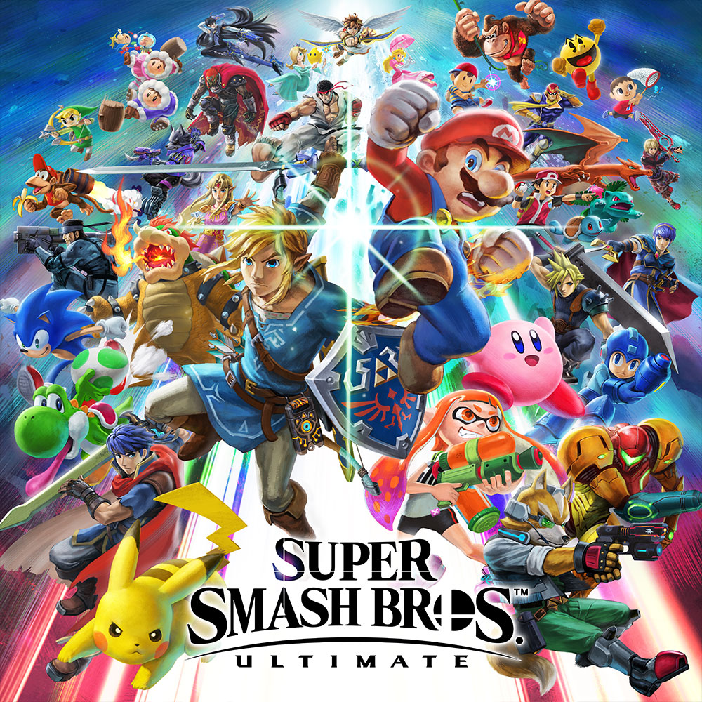 Nintendo dévoile son line-up à Japan Expo : Super Smash Bros. Ultimate sera de la partie