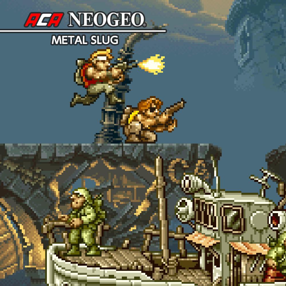 Metal slug neo jeux gratuits de téléchargement pour pc