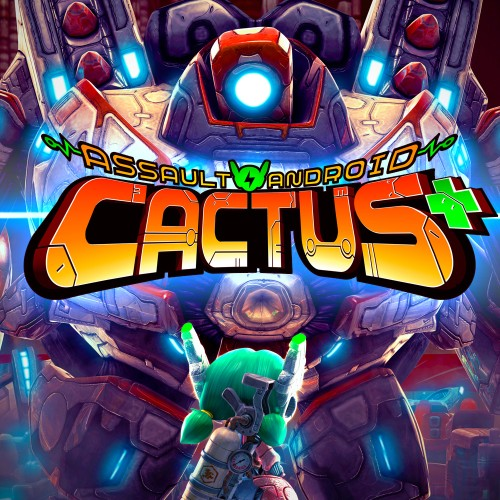 Assault Android Cactus+