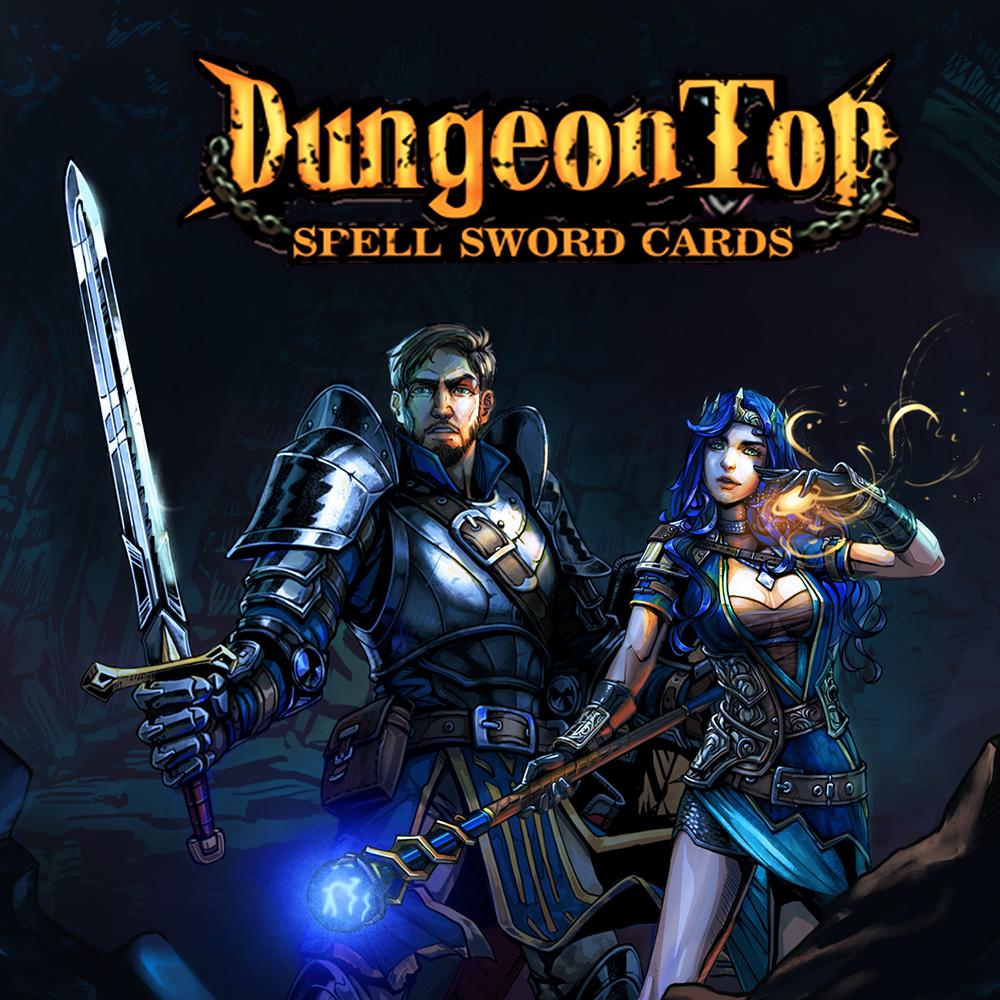 DungeonTop Spell Sword Cards