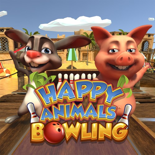 Happy Animals Bowling