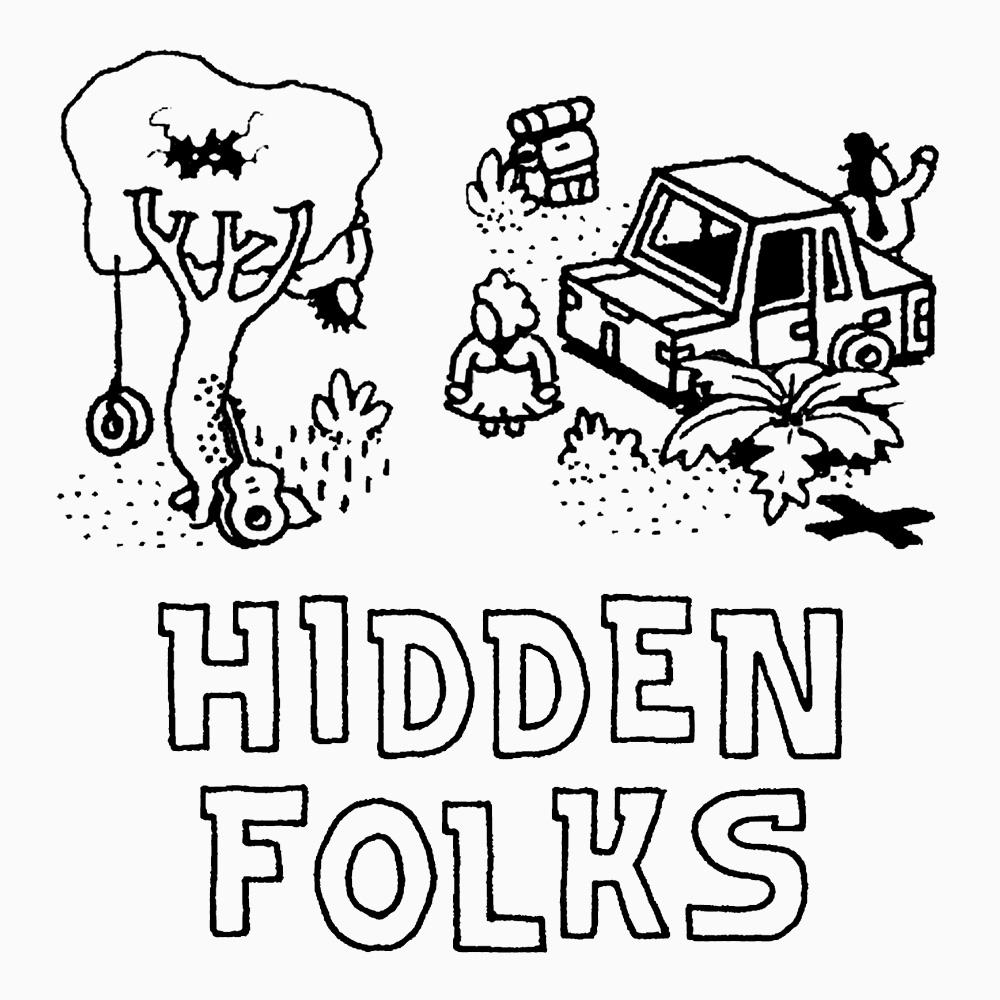 hidden folks