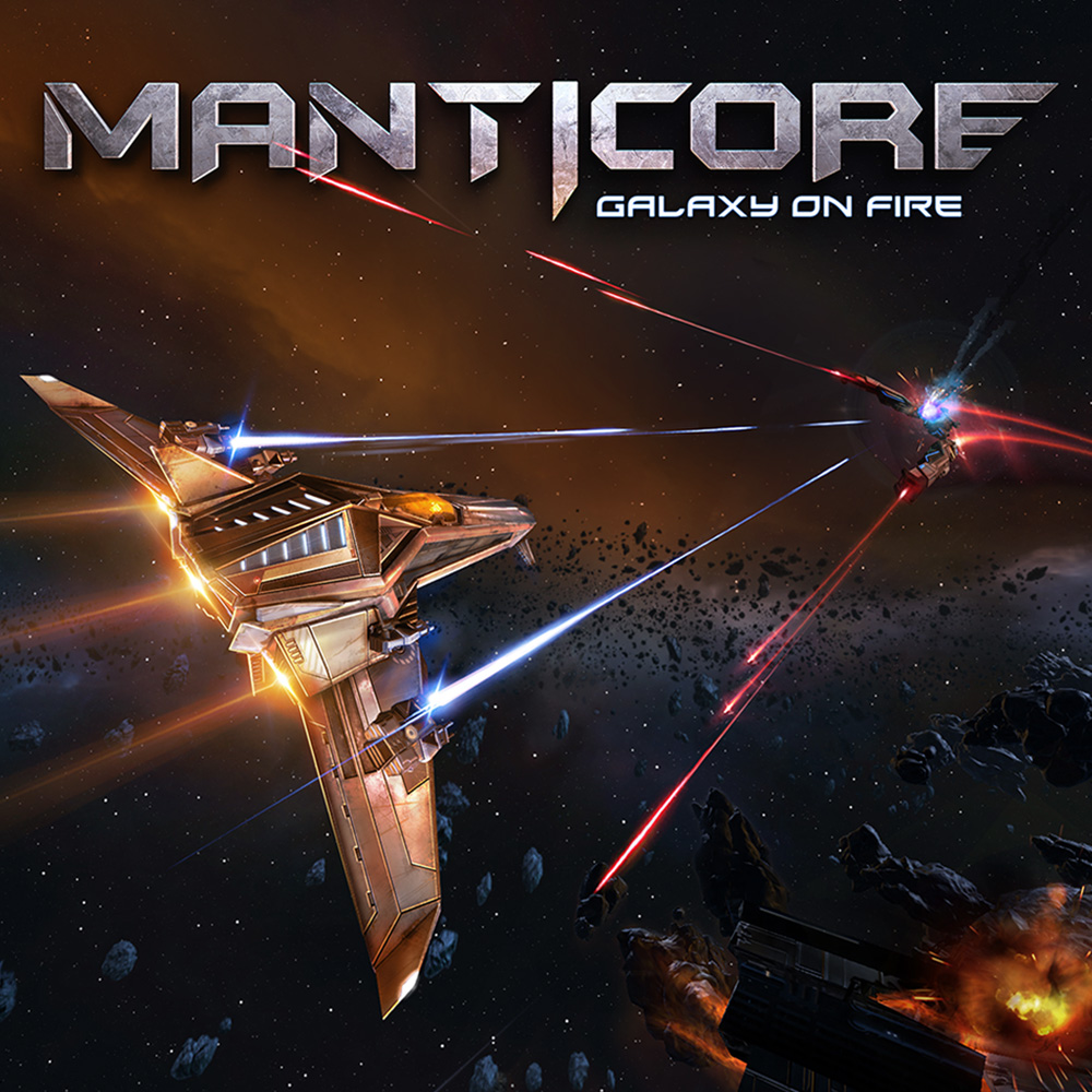 Manticore - Galaxy on Fire
