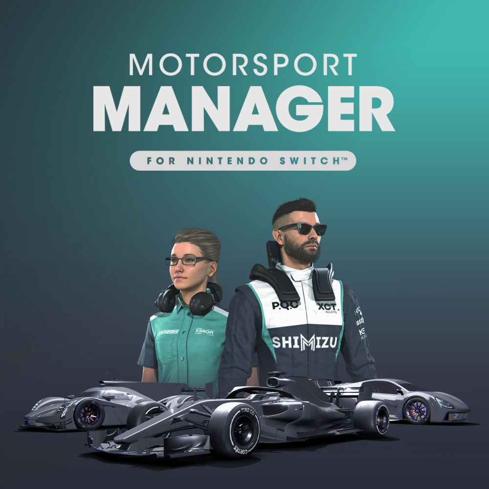 Motorsport Manager for Nintendo Switch™