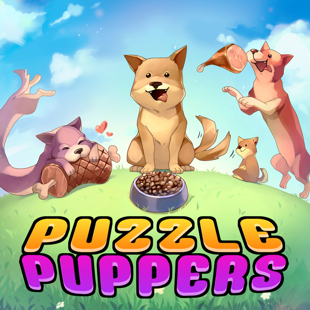Puzzle Puppers