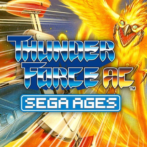 SEGA AGES Thunder Force AC