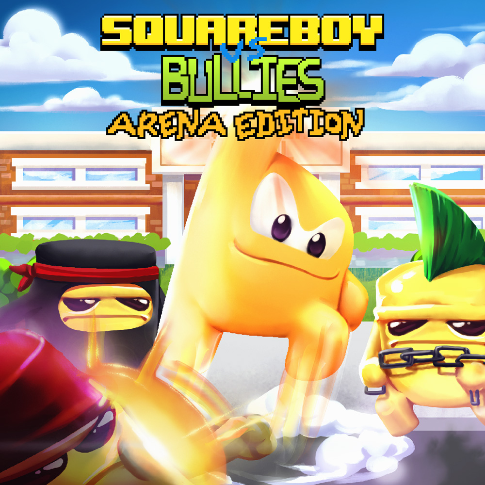 Squareboy vs Bullies: Arena Edition