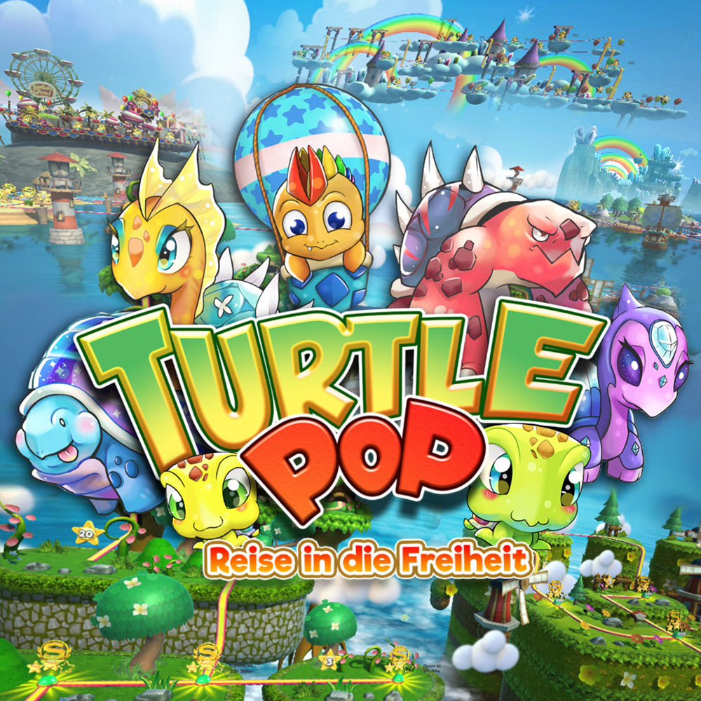 TurtlePop: Reise in die Freiheit