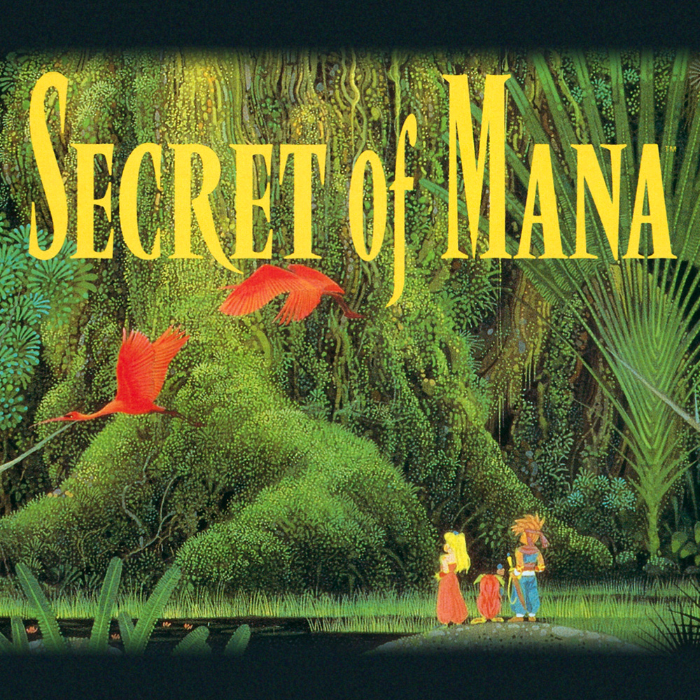 SECRET of MANA®