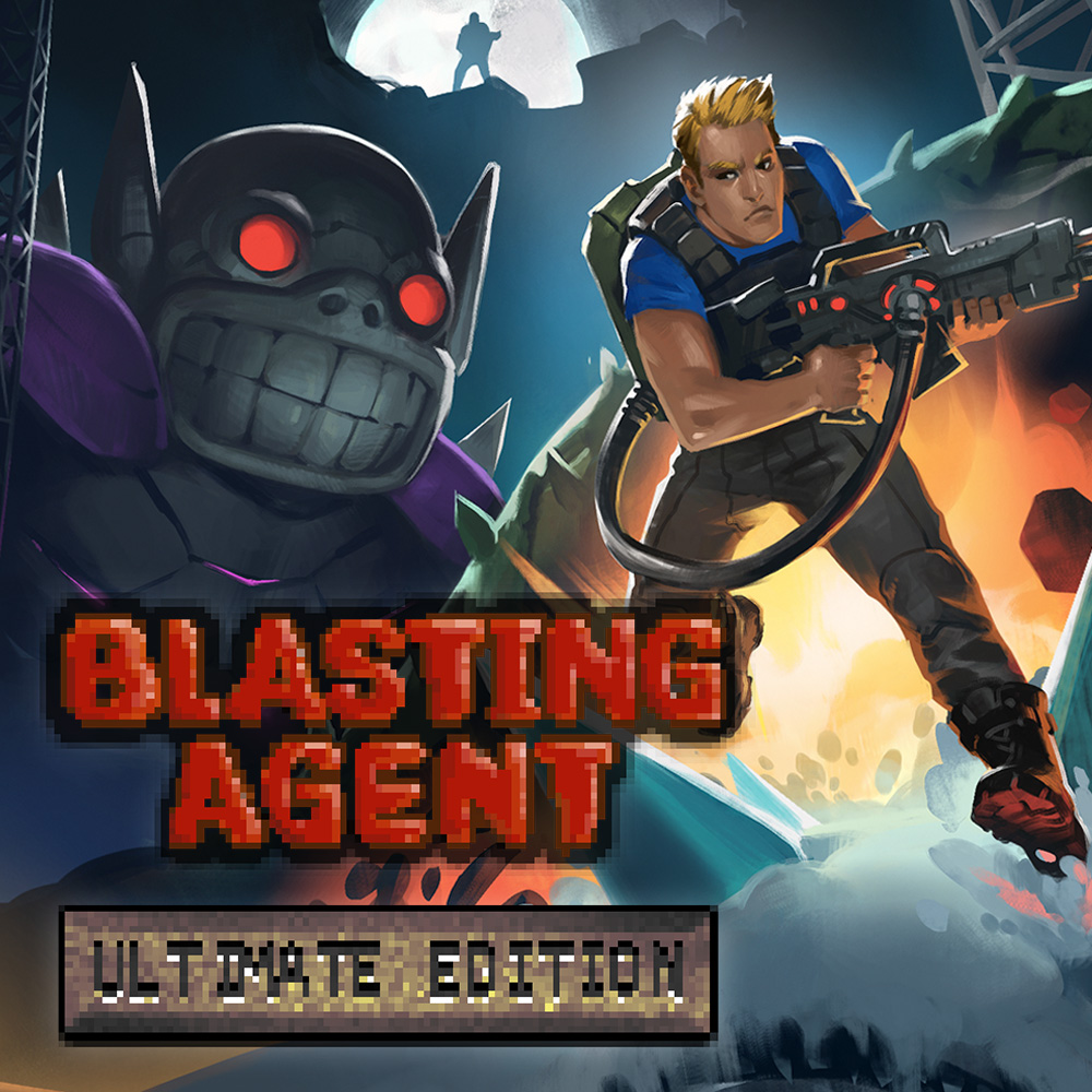 Blasting Agent: Ultimate Edition