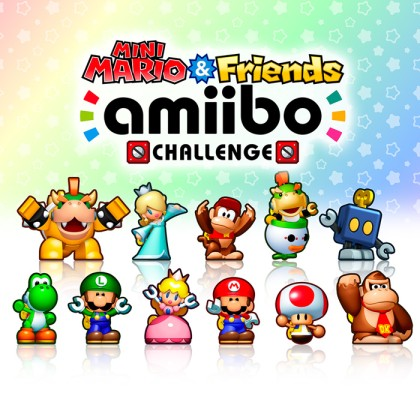 Mini Mario & Friends: amiibo Challenge