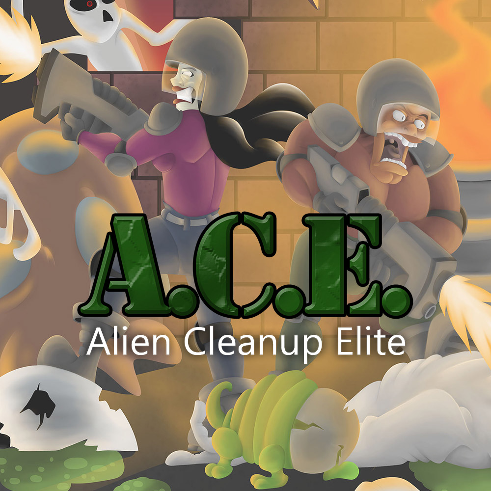 A.C.E. – Alien Cleanup Elite