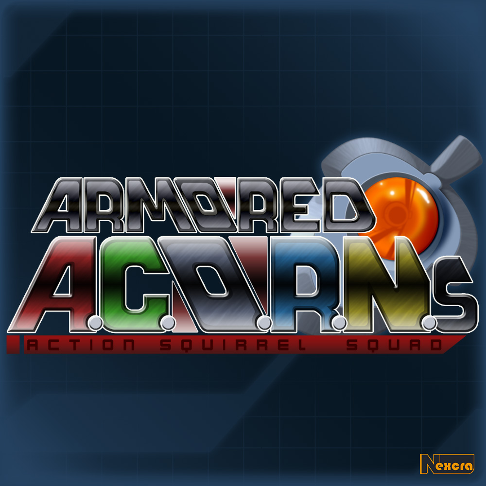 Armored ACORNs: Action Squirrel Squad