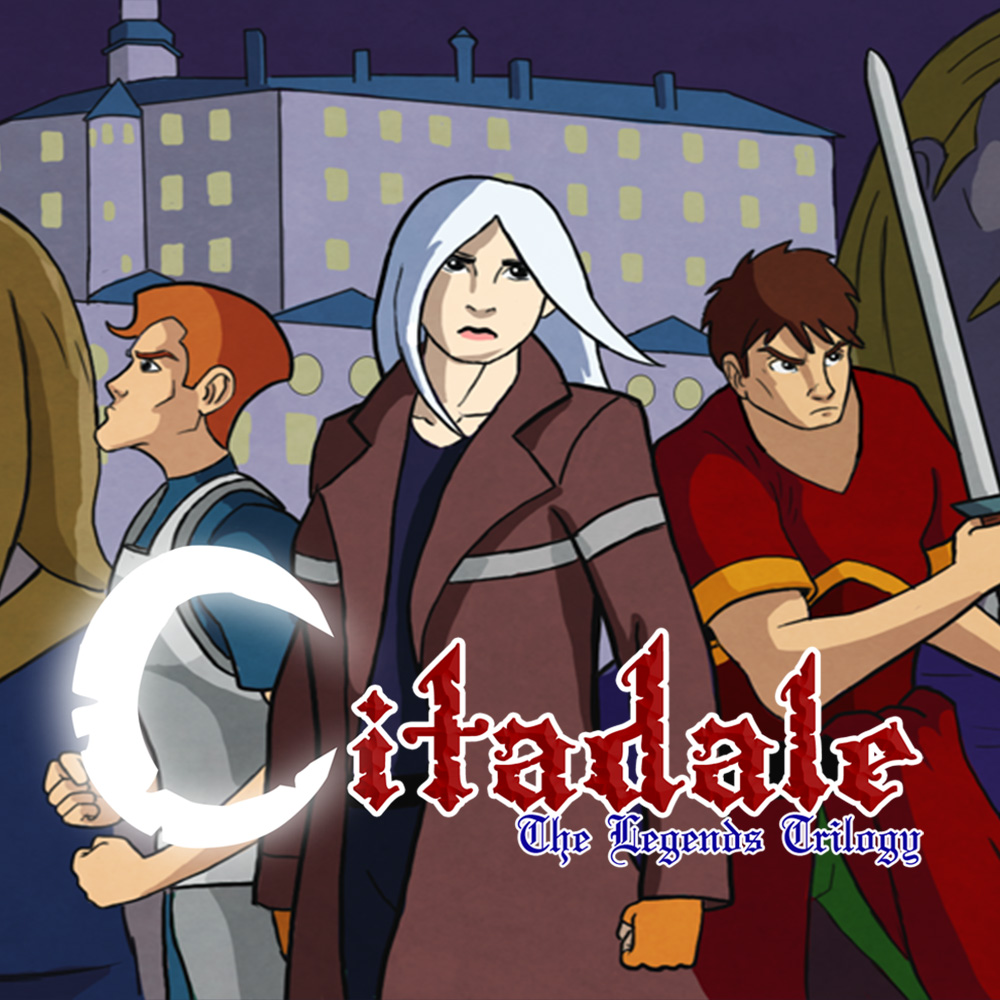 Citadale - The Legends Trilogy