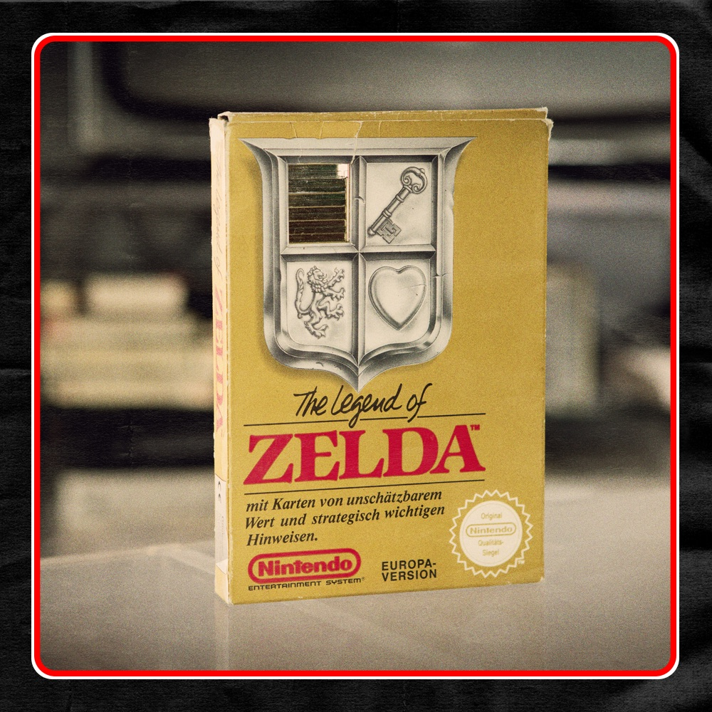 Entrevue spéciale Nintendo Classic Mini: NES - Volume 4 : The Legend of Zelda