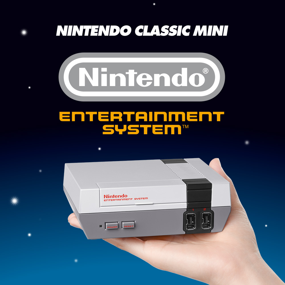 La Nintendo Classic Mini: Nintendo Entertainment System sera disponible demain