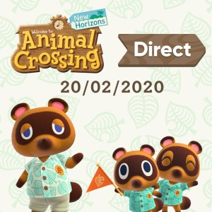 Un Nintendo Direct consacré à Animal Crossing: New Horizons débarque le 20 février !