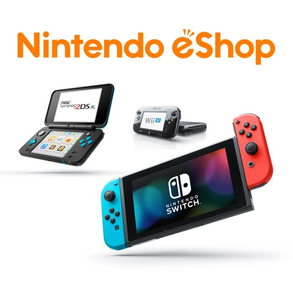 Nintendo eShop | Nintendo Switch, Nintendo 3DS and Wii U