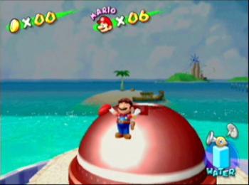 Super Mario Sunshine Nintendo Gamecube Spiele Nintendo
